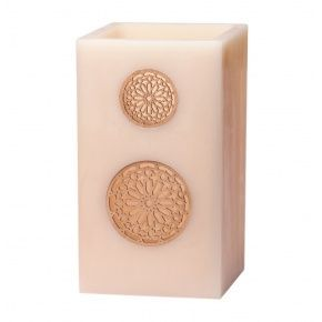 decorative square candles