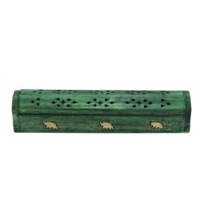 TRAY WOOD INCENSE HOLDER