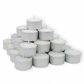 Tealight x 50 pcs (8 hs.)