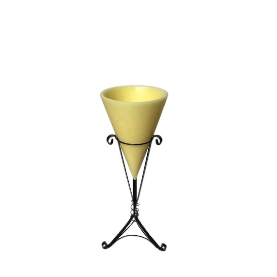 Three-legged cone stand - LOW