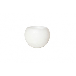 BOWL 12 X 9 WAX LANTERN CANDLE