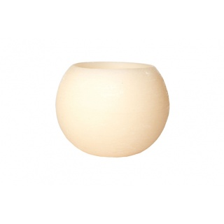BOWL 15 WAX LANTERN CANDLE