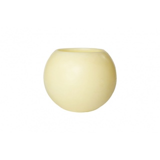 BOWL 20 WAX LANTERN CANDLE