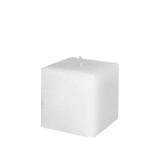 solid square candles
