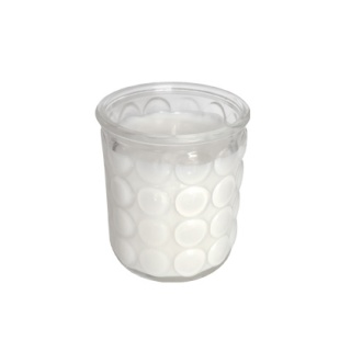 Designed and Perfumed Soy Glass Candle