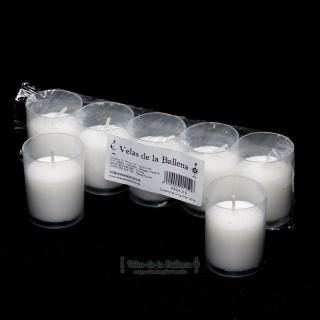 Candle in plastic cup 15 hr. - 175 units box