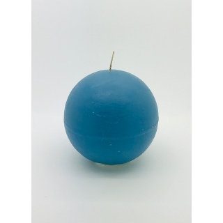 Ball candle 10 cm.
