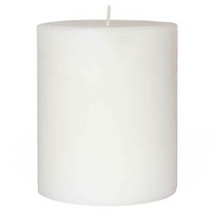 large round candles