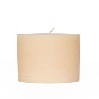 Rustic cylindrical candle 15 Ø X 10 cm. Height